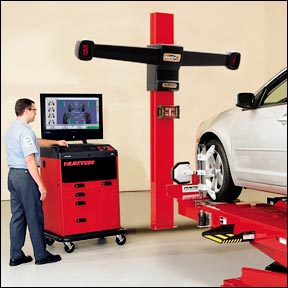 Wheel Alignment in Seekonk, MA